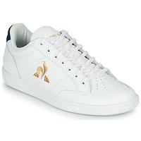 鞋子 女士 球鞋基本款 Le Coq Sportif 乐卡克 COURT CLAY W 白色 / 蓝色