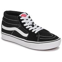 鞋子 高帮鞋 Vans 范斯 COMFYCUSH SK8-MID 黑色
