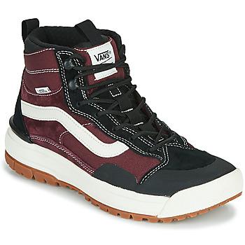 鞋子 女士 高帮鞋 Vans 范斯 ULTRARANGE EXO HI MTE 黑色 / 波尔多红