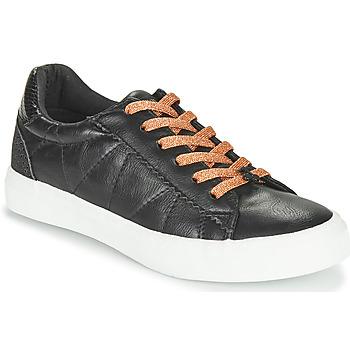 鞋子 女士 球鞋基本款 Le Temps des Cerises VIC 黑色