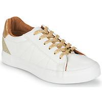 鞋子 女士 球鞋基本款 Le Temps des Cerises VIC 白色 / 金色