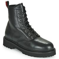 鞋子 女士 短筒靴 MIMMU JUDONE 黑色