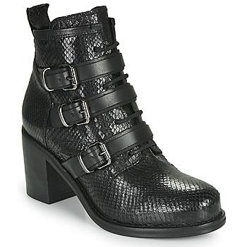 鞋子 女士 短靴 MIMMU JAYZE 黑色