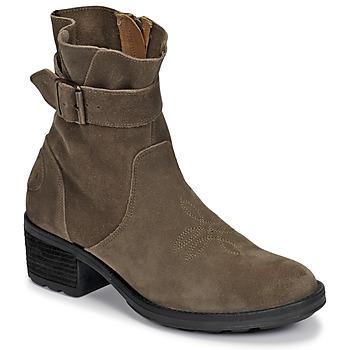 鞋子 女士 短靴 Palladium Manufacture MARGO 04 SUD 卡其色