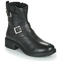 鞋子 女士 短筒靴 Les Tropéziennes par M Belarbi LOOKY 黑色