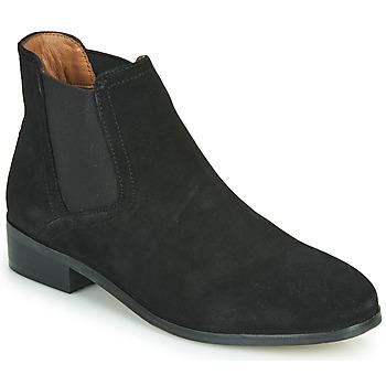 鞋子 女士 短筒靴 Les Tropéziennes par M Belarbi UZOU 黑色