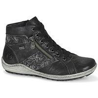 鞋子 女士 高帮鞋 Remonte R1497-45 黑色