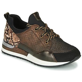 鞋子 女士 球鞋基本款 Remonte  棕色 / Reptile