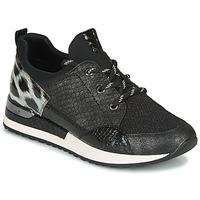 鞋子 女士 球鞋基本款 Remonte  黑色 / Leopard