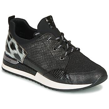 鞋子 女士 球鞋基本款 Remonte R2503-45 黑色 / Leopard