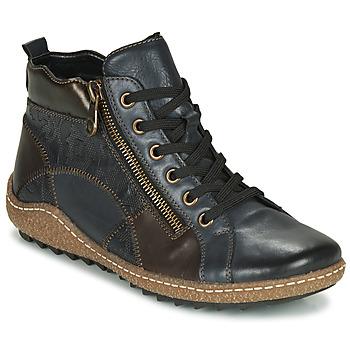 鞋子 女士 高帮鞋 Remonte R4790-14 蓝色