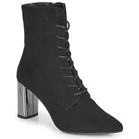 鞋子 女士 短靴 Perlato JAMOGA 黑色