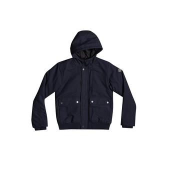 衣服 男孩 夹克 Quiksilver 极速骑板 NEW BROOKS 海蓝色