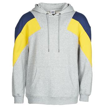 衣服 男士 卫衣 Urban Classics TB2402 灰色 / 蓝色