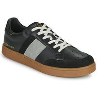 鞋子 男士 球鞋基本款 Serafini WIMBLEDON 黑色 / 灰色