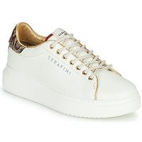 鞋子 女士 球鞋基本款 Serafini J.CONNORS 白色 / Python
