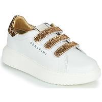 鞋子 女士 球鞋基本款 Serafini J.CONNORS 白色 / 金色