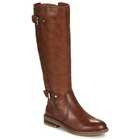 鞋子 女士 都市靴 Pikolinos 派高雁 ALDAYA W8J 棕色