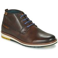 鞋子 男士 短筒靴 Pikolinos 派高雁 BERNA M8J 橄榄色