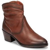 鞋子 女士 短靴 Pikolinos 派高雁 CUENCA W4T 棕色