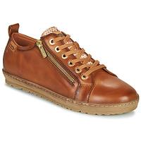 鞋子 女士 球鞋基本款 Pikolinos 派高雁 LAGOS 901 棕色