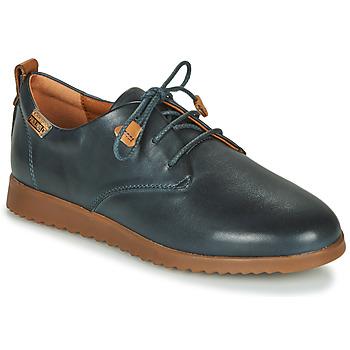 鞋子 女士 德比 Pikolinos 派高雁 MALLORCA W8C 蓝色