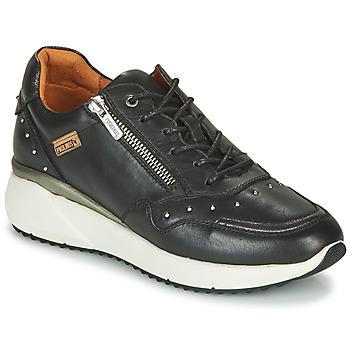 鞋子 女士 球鞋基本款 Pikolinos 派高雁 SELLA W6Z 黑色