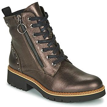 鞋子 女士 短筒靴 Pikolinos 派高雁 VICAR W0V 银灰色