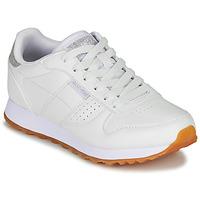 鞋子 女士 球鞋基本款 Skechers 斯凯奇 OG 85 白色