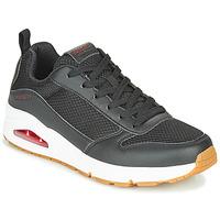 鞋子 男士 球鞋基本款 Skechers 斯凯奇 UNO FASTIME 黑色