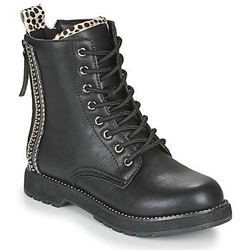 鞋子 女士 短筒靴 Café Noir JAYTE 黑色
