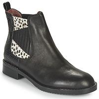 鞋子 女士 短筒靴 Café Noir JOYE 黑色