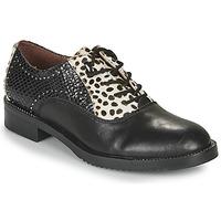 鞋子 女士 德比 Café Noir JEREL 黑色 / 白色