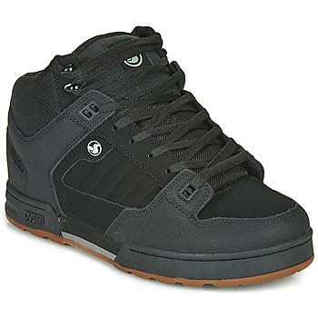鞋子 男士 短筒靴 DVS MILITIA BOOT 黑色