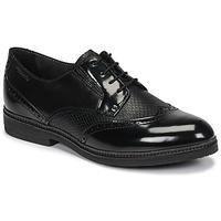 鞋子 女士 德比 Tamaris KELA 黑色