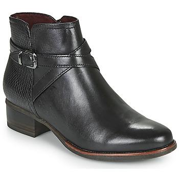 鞋子 女士 短靴 Tamaris MARLY 黑色