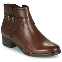鞋子 女士 短靴 Tamaris MARLY 棕色