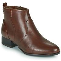 鞋子 女士 短靴 Tamaris YAMILA 棕色