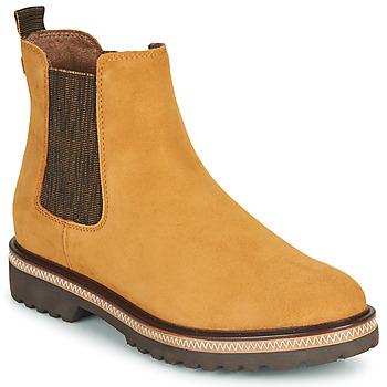 鞋子 女士 短筒靴 Tamaris JENNA 棕色