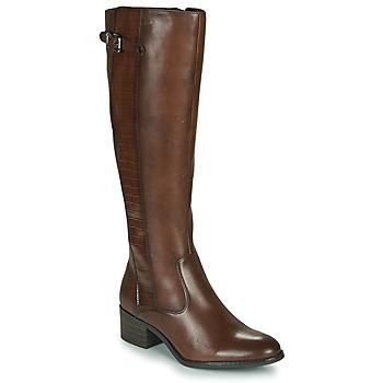 鞋子 女士 都市靴 Tamaris BAKU 棕色