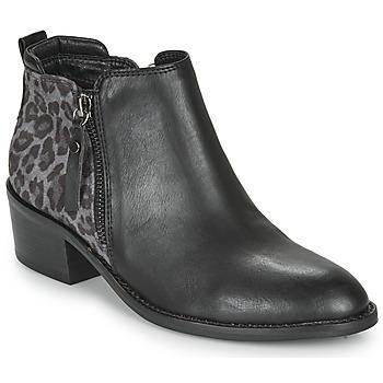 鞋子 女士 短靴 Elue par nous HOUP 黑色
