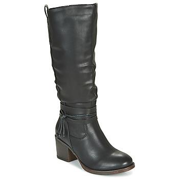 鞋子 女士 都市靴 Emmshu FILI 黑色