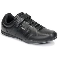 鞋子 男士 球鞋基本款 Kappa 卡帕 PARRA EV 黑色
