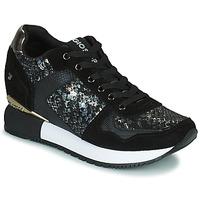 鞋子 女士 球鞋基本款 Gioseppo RAPLA 黑色