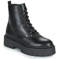鞋子 女士 短筒靴 Gioseppo YELABUGA 黑色