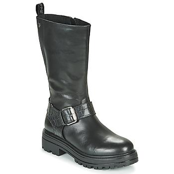 鞋子 女士 短筒靴 Gioseppo VALLENDAR 黑色