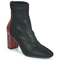 鞋子 女士 短靴 Gioseppo EGELN 黑色 / 红色