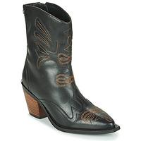 鞋子 女士 短靴 Gioseppo SERAING 黑色 / 棕色
