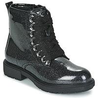 鞋子 女孩 短筒靴 Gioseppo XANTEN 黑色