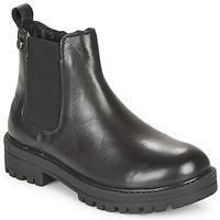 鞋子 女孩 短筒靴 Gioseppo ZEIL 黑色